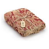 Étiquette cadeau avec ficelle