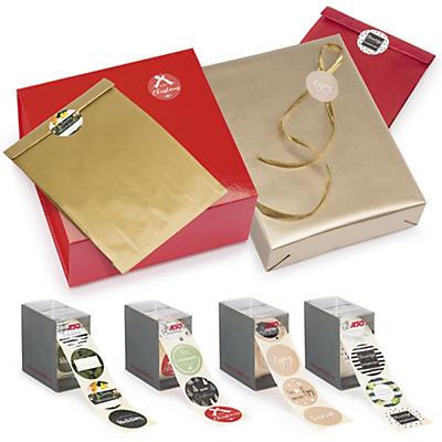 Étiquette cadeau ronde##Rond geschenketiket