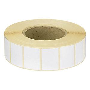 Étiquette papier thermique direct mandrin 76 mm 50x160 mm
