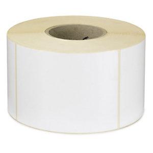 Étiquette vélin transfert thermique mandrin 40 mm