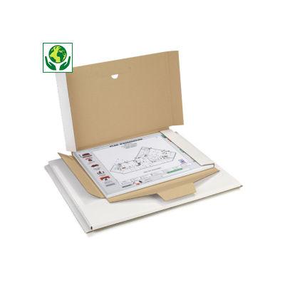 Étui carton extra-plat 100% recyclé