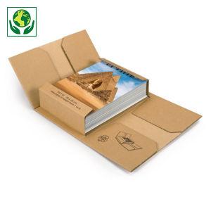 Étui postal carton brun PACPOST