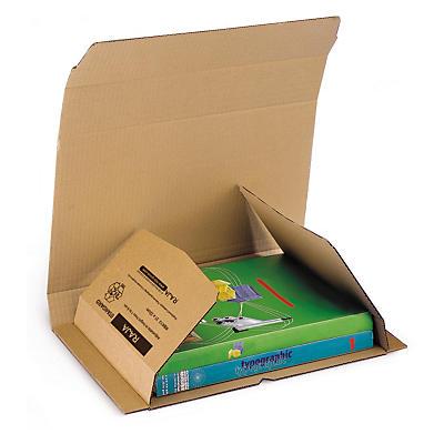 Étui postal carton brun RAJABOOK