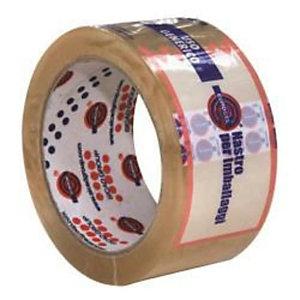 Eurocel, Imballaggio e spedizione, Cf6 nastro imballo pp31 trasparente, 003213366