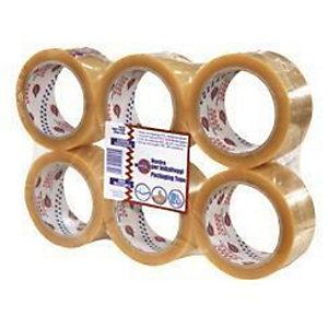 Eurocel, Imballaggio e spedizione, Cf6 nastro imballo pvc330 traspar., 000112366