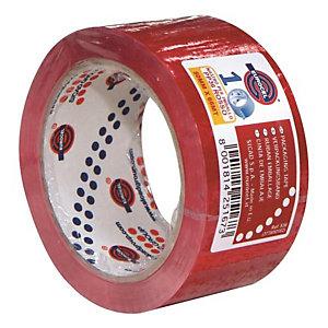 Eurocel, Imballaggio e spedizione, Nastro da imballo pp36 rosso, 006113366