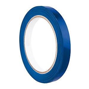 Eurocel, Nastro adesivo PVC 350 - 9 mm - blu - Eurocel - rotolo da 66 mt