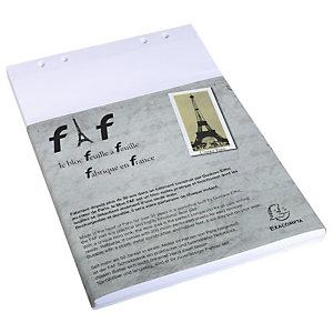 Exacompta Boîte de 5 recharges FAF 27x21cm N.5 uni
