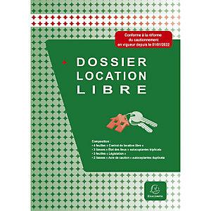 Exacompta Dossier location libre