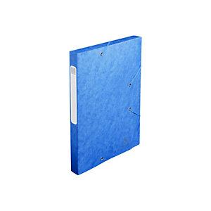 Exacompta Nature Future - boîte de classement dos 25mm carte bleu