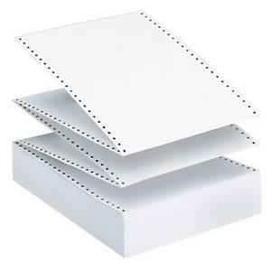 Exacompta papier listings l.240 x h.297, 80g - 2000 feuilles