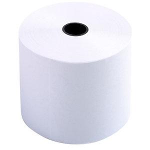 Exacompta - papier pour reçus paquet 10 rouleaux