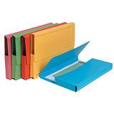 Exacompta Porte-documents Forever® 200feuilles A4 carton comprimé recyclé 290g/m² couleurs assorties lot de10