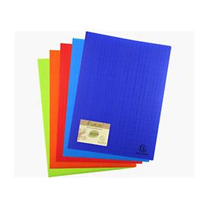 Exacompta Protége-documents Forever® en polypropylène recyclé,  60 vues/30 pochettes A4, coloris assortis
