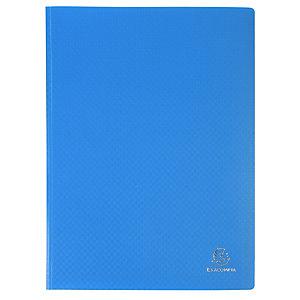 Exacompta Protège-documents en polypropylène souple OPAK 140 vues - A4