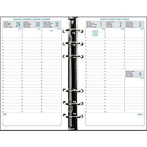 Exatime Recharge organiseur Exatime 17 - Vertical - 2021