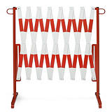 Expandable Trellis Barriers