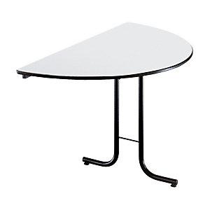Extension table - 1/2 Rond D. 70 cm - Gris