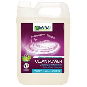 Extra krachtige reiniger le Vrai Clean Power 5 L