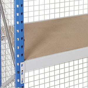 Extra niveau met spaanplaatafdekking-B. 180 x D. 60 cm