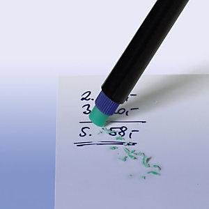 Faber-Castell Multimark 1513 Rotulador permanente, punta ojival, 0,6 mm, Negro