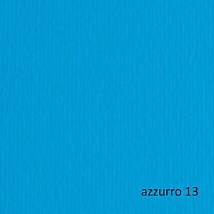 FABRIANO Cartoncino Elle Erre - 50x70cm - 220gr - azzurro 113 - Fabriano -  blister 20 fogli