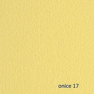 FABRIANO Cartoncino Elle Erre - 50x70cm - 220gr - onice 117 - Fabriano -  blister 20 fogli