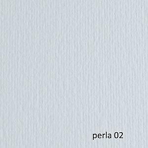 FABRIANO Cartoncino Elle Erre - 50x70cm - 220gr - perla 102 - Fabriano - blister 20 fogli