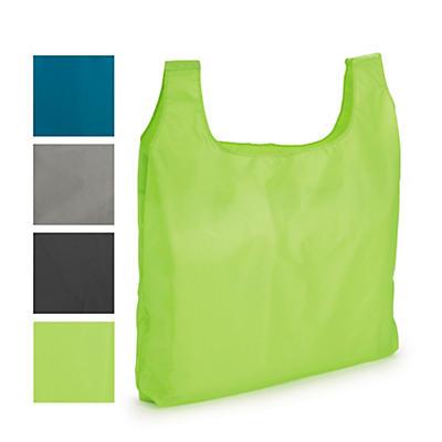 Sac polyester pliable##Faltbare Polyester-Tragetasche