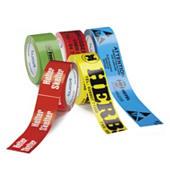 Färgad PVC-packtejp med tryck - Rajaprint