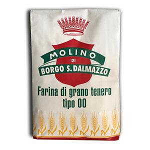 Farina di grano 00 Molino di Borgo S.Dalmazzo, 1 kg