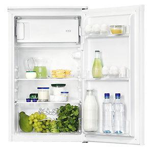 FAURE Réfrigérateur ménager de table avec top - 95 L - Classe F - Blanc