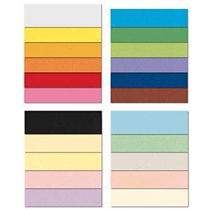 FAVINI Cartoncino Bristol Color - 50x70cm - 200gr - arancio 56 - Favini -  Conf. 25 pezzi