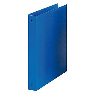 FAVORIT Europa Raccoglitore ad anelli, 24 x 30 cm, Dorso 65 mm, Polipropilene, Blu