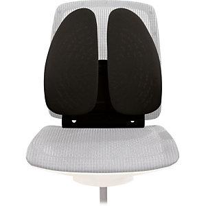 FELLOWES Angel™ support dorsal -Tissu noir