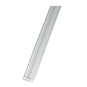 FELLOWES Baguettes pour reliure manuelle 3-6 mm transparent. (Lot de 50)