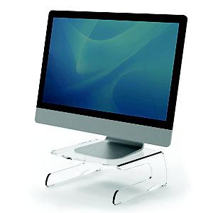 Fellowes Clarity Soporte para monitor, transparente