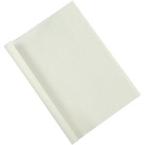 Fellowes Copertine per termorilegatura 3 mm, bianco (confezione 100 pezzi)