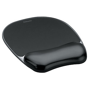 Fellowes Crystal™ Gel Tappetino per mouse