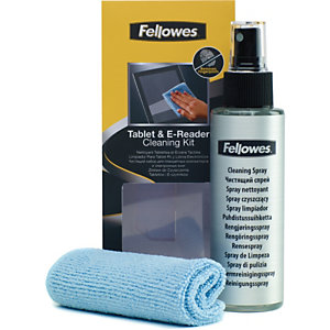 Fellowes Kit pulizia tablet e e-reader