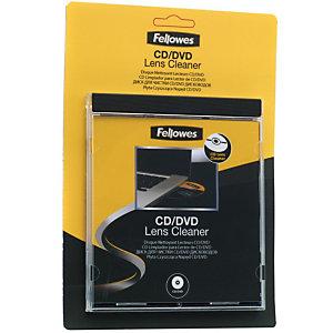 Fellowes Limpiador de lectores CD/DVD