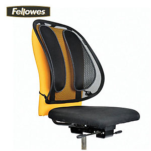 Fellowes Office Suites™ Cuscino lombare in rete Nero