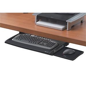 Fellowes Office Suites Deluxe - tiroir pour clavier, noir
