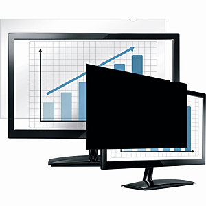 Fellowes PrivaScreen™ Filtro per la privacy ad oscuramento totale Widescreen da 15,6''
