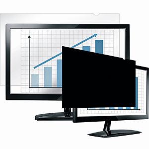 Fellowes PrivaScreen™ Filtro de privacidad 20.1'' para monitores y portátiles de formato panorámico, ratio 16:10