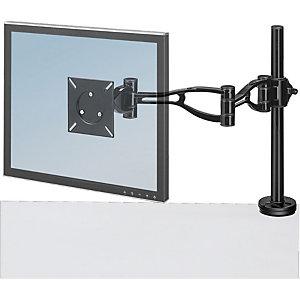 """Fellowes Professional Series Braccio per monitor con profondità regolabile, Fino a 27"""""""