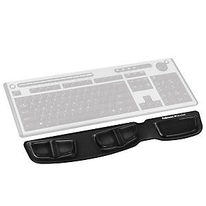 Fellowes Reposamuñecas gel para teclado Health-V