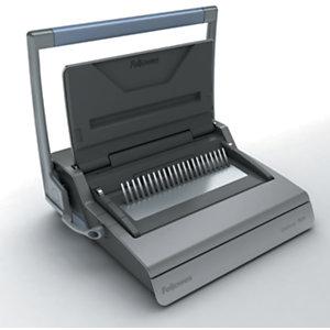 Fellowes Rilegatrice manuale a dorsi plastici Galaxy 500, 500 fogli, A4