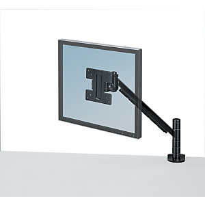 Fellowes Smart Suites Soporte para monitor, kit de montaje, monitores de hasta 21 pulgadas