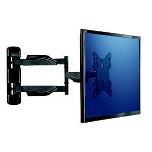 "Fellowes Soporte de pared para TV, monitor, hasta 55"", hasta 35Kg"